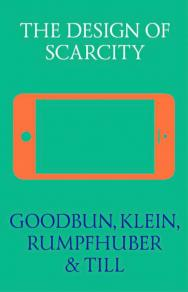 The Design of Scarcity = Дизайн дефицита ISBN 978-5-906264-28-2